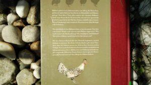 Das Huhn Rückseite